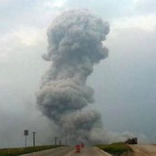 A Fertilizer Plant Just Exploded near Waco, Texas. Yahoo News