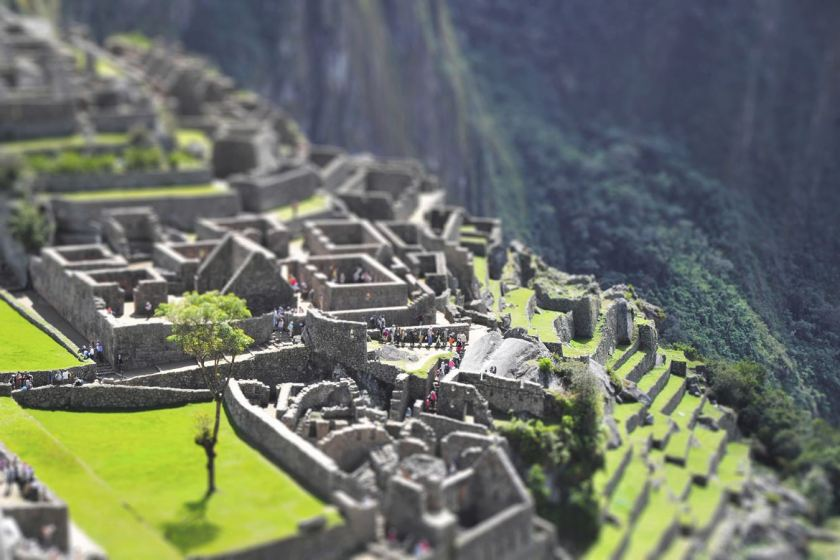 Machu Picchu, Peru (Photo by Richard Silver)