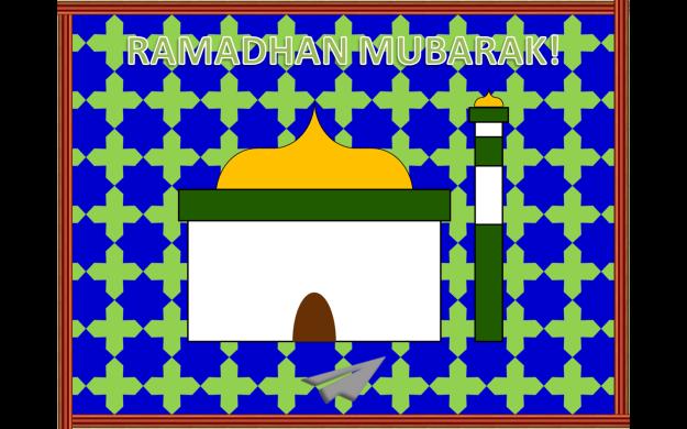 Ramadhan Poster 2013