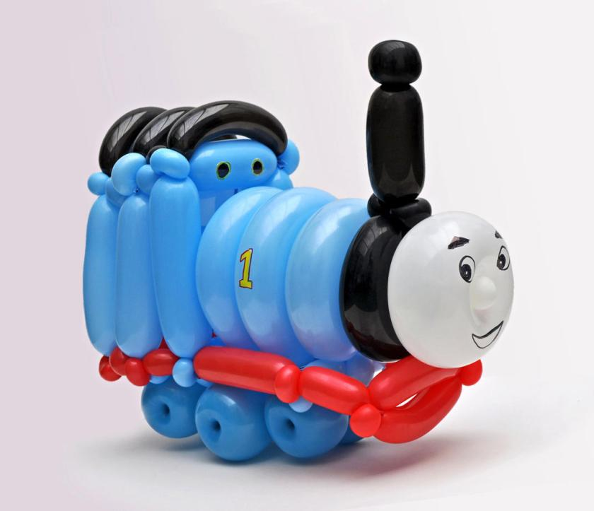 Thomas the Tank Engine - (Rob Driscoll/CATERS NEWS)
