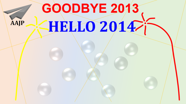 New Year 2014 - Hello 2014!