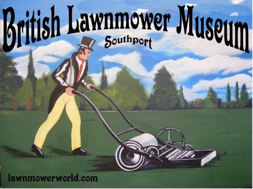 The British Lawnmower Museum in Southport, Merseyside, has more than 300 marvellous models - including one that belonged to Prince Charles and Diana! The collection features Edwardian and Victorian artefacts that herald way back to 1830, when the first lawnmower was developed by Englishman Edwin Beard Budding. (Lawnmower Museum)
