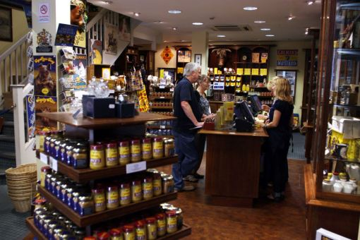 Is mustard your favourite condiment? If so, make sure you head to the Mustard Museum and Shop in Norwich. The town is the home of Colman's - finest purveyors of all things... mustardy. The manufacturer opened a dedicated tourist centre in the 1970s. The shop is a replica of a Victorian trade premises, complete with old fashioned tills. Learn about the history of Colman's mustard, and pick up something for dinner to boot! (Richard Gardner/REX)