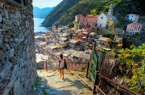 Cinque Terre. (Photo Credit: Dudarev Mikhail/Shutterstock).