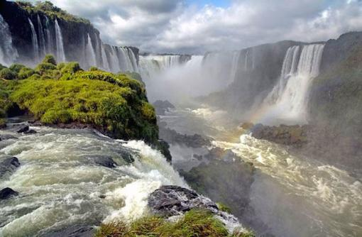 Iguacu Falls. (Photo Credit: Dmitry V. Petrenko/Shutterstock)