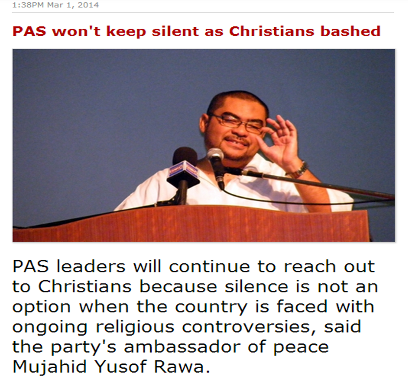 Screenshot of Malaysiakini's article, http://www.malaysiakini.com/news/255756