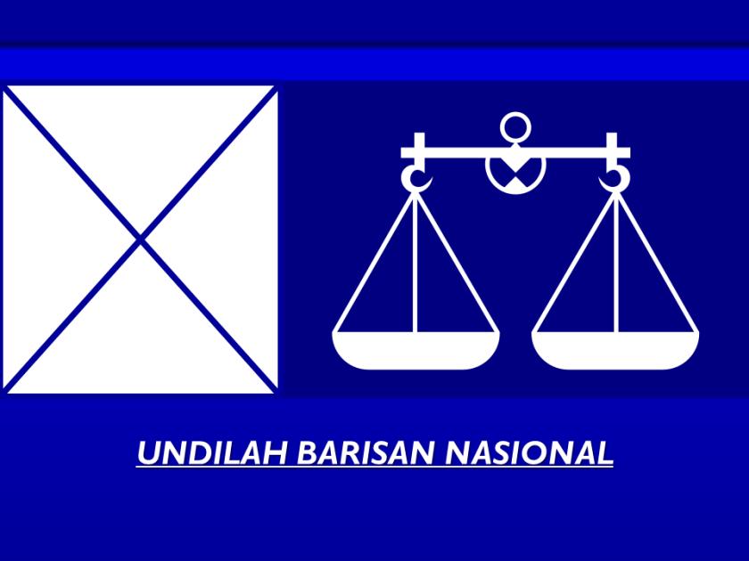 Poster PRK DUN Kajang