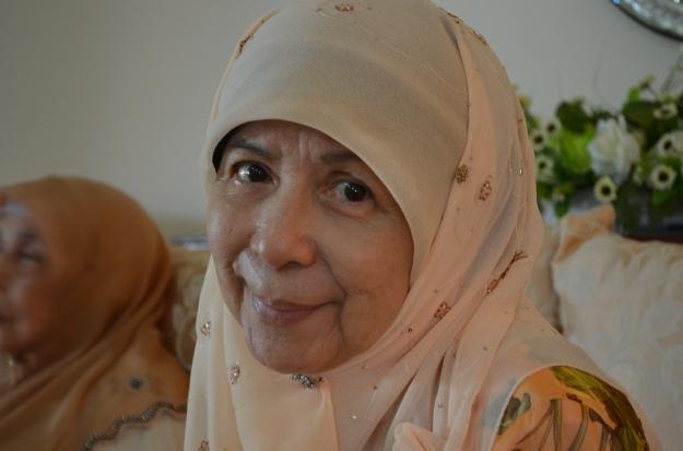 My sweet aunty