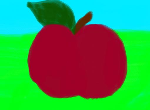 Den Apfel
