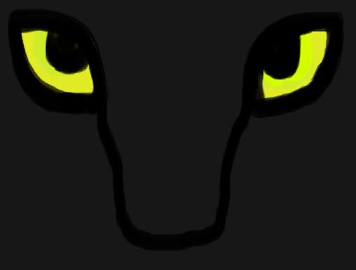Die schwarz Katze