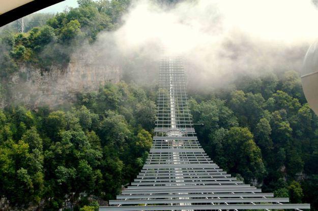 Ropey: The massive bridge spans almost one kilometre. (CEN)