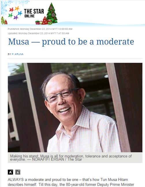 Tun Musa Hitam