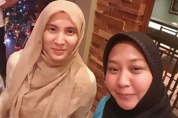 The popular Jakel Kiram must be very sad that if she knows that Nurul Izzah has no idea of who she is even after the meeting, sharing the meal and took lots of photos together.