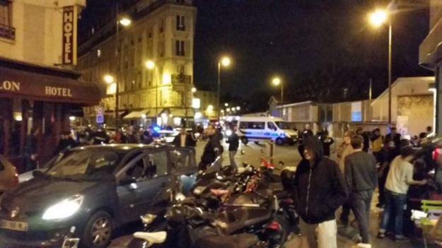 Paris Restaurant Shooting And Blasts Kill 26.