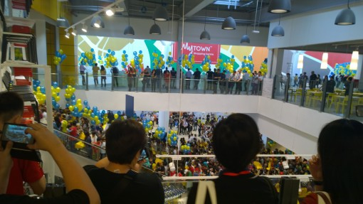 IKEA Cheras Housewarming Party, November 19, 2015.