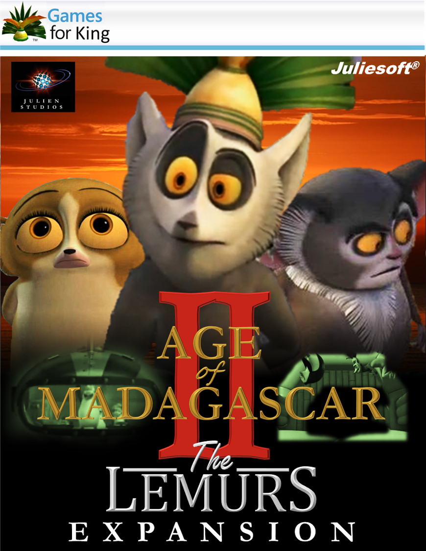 Age of Madagascar. The Lemurs Expansion