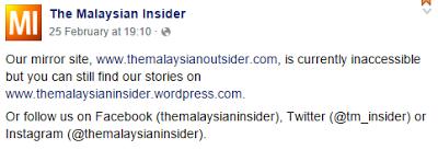 Malaysian Insider BLOCKED4
