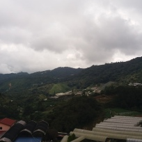 A beautiful scenery from Cameron Highlands